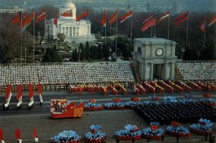 Munkatábor, atombunker és a Szovjetunió maradéka