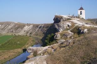 A Răut-kanyon történelmi emlékei