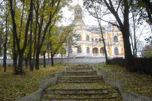 Egy megmentett kastély: Hinceşti