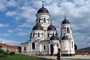 Öt moldáv kolostor