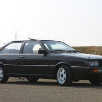Audi GT Coupe 1986
