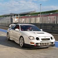 Celica GT4 ST205 Hungaroring 2:05.263
