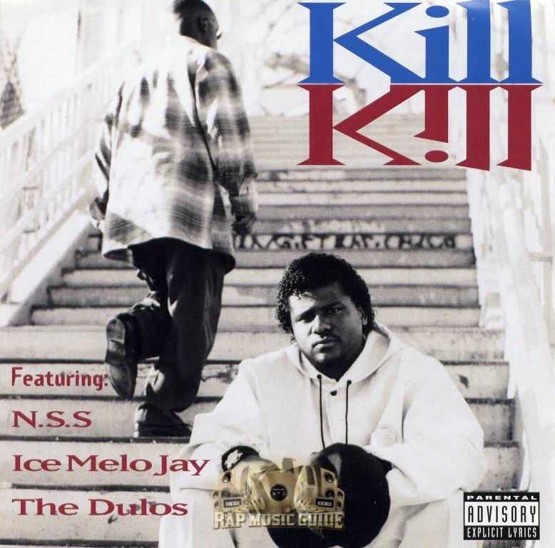 Kill - Kill (Cover).jpg