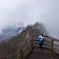 Panoráma Felső-Gömörre Murány fellegvárából