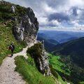 Három nap a Kriváni-Fátra festői hegyei között