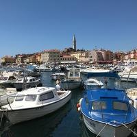 Utazás Rovinjba, ahol egykor kalózok éltek
