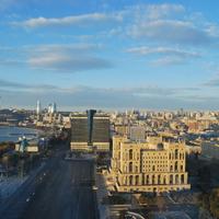 Utazás Bakuba, a