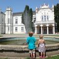 A martonvásári Brunszvik-kastélyt Beethoven is szerette