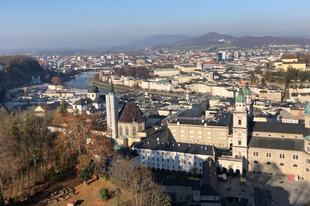 Salzburg látnivalói egy nap alatt