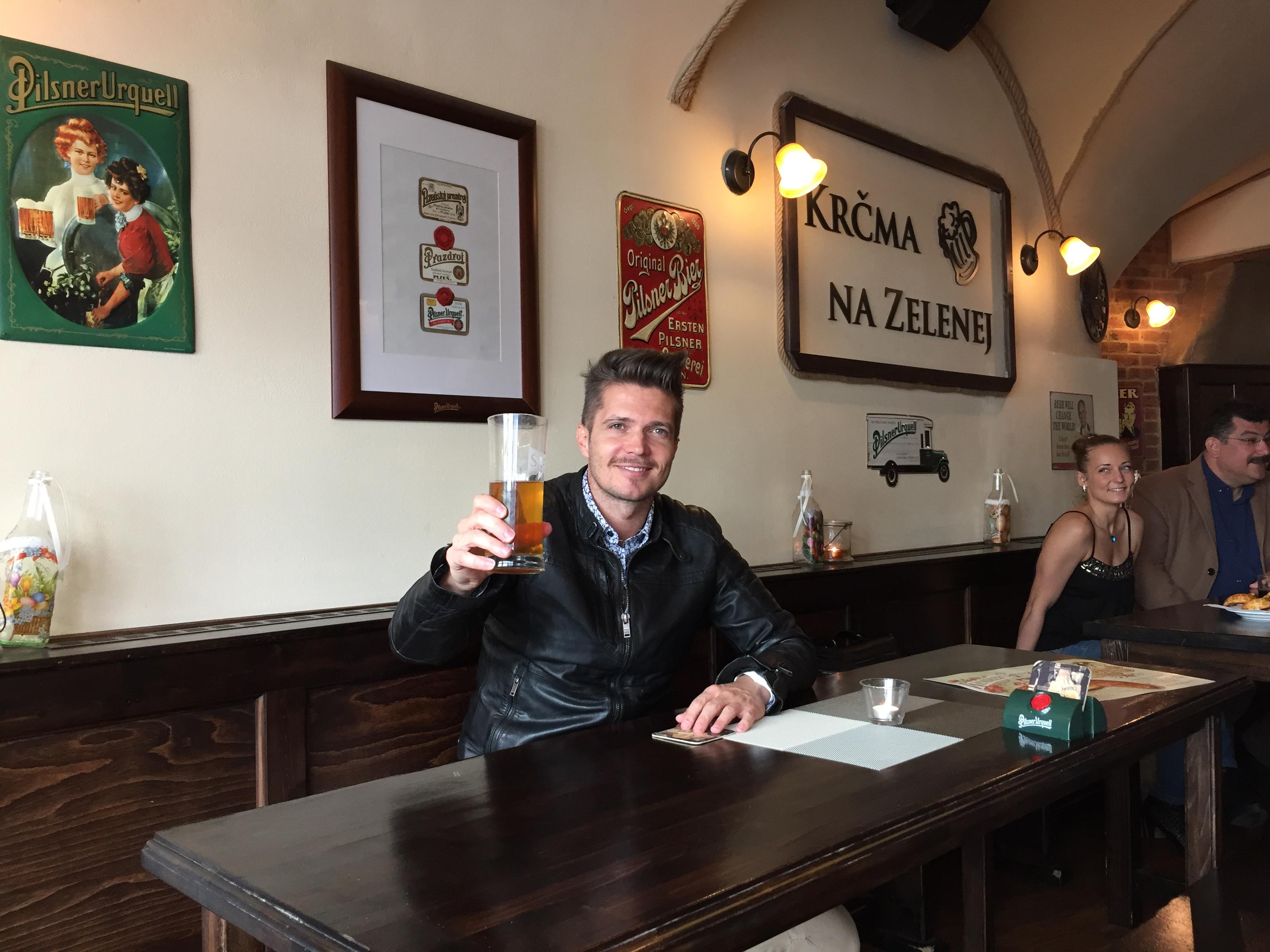 Krcma na Zelenej -  belváros egyik legjobb kocsmája