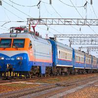 Zakatol a kazah függetlenség vonata