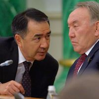 Nazarbajev a végre készül?
