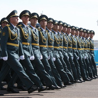 Éljenek a (kazah) Haza védői!