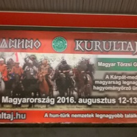 Nomádtalálkozó Magyarországon