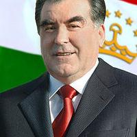 Tádzsikisztán erős embere - Emomali Rahmon