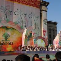 Így ünnepelt Turkesztán