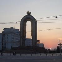 Dusanbe PosztRetró