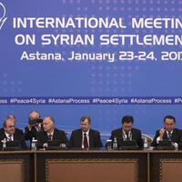 Asztanában sem mentették meg Szíriát