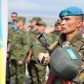 Indulhat a kazah békefenntartó misszió
