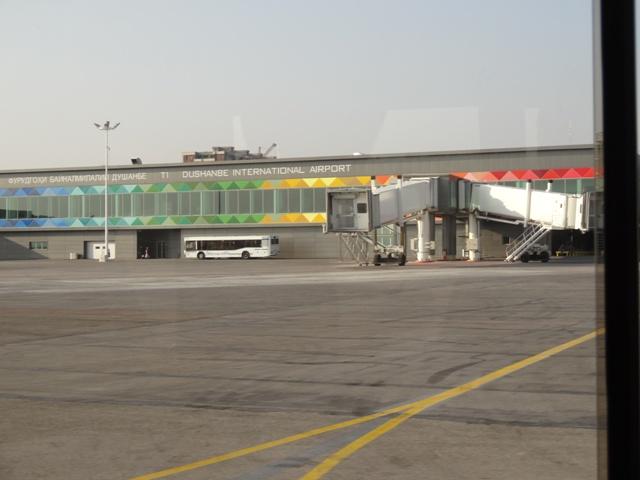 Dushanbe Nemzetközi Repülőtér