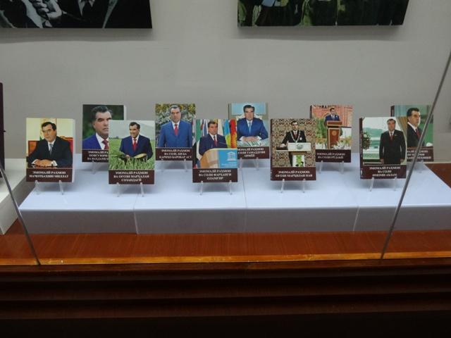 Az Elnök úr művei a Nemzeti Múzeumban