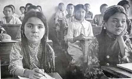1936: Gyerekek az iskolába