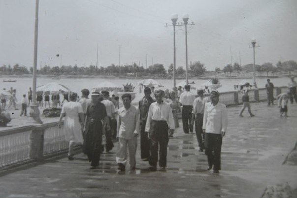 1956: Komszomolszkoe-tó
