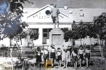 1937: Óvoda a Sevcsenko utcában - az épület ma is áll