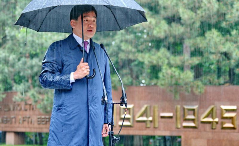 Almaty polgármestere
