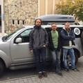 Deley-es német turné