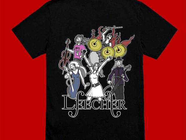 Leecher FEMME-turné 2. rész