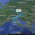Alestorm-turné - Bohinjtól Grazig (apró olasz kanyarral)