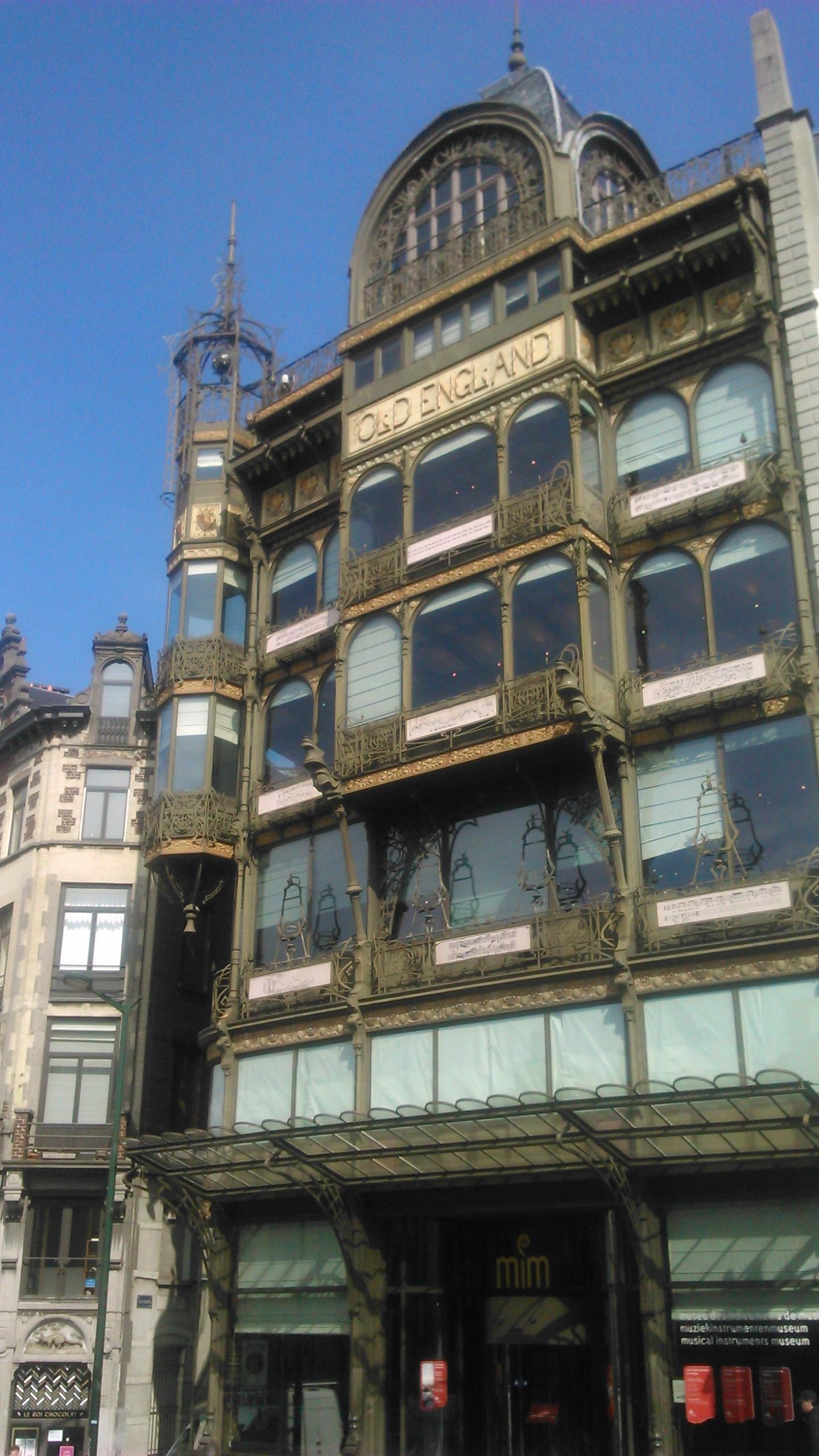 Brüsszel legszebb háza