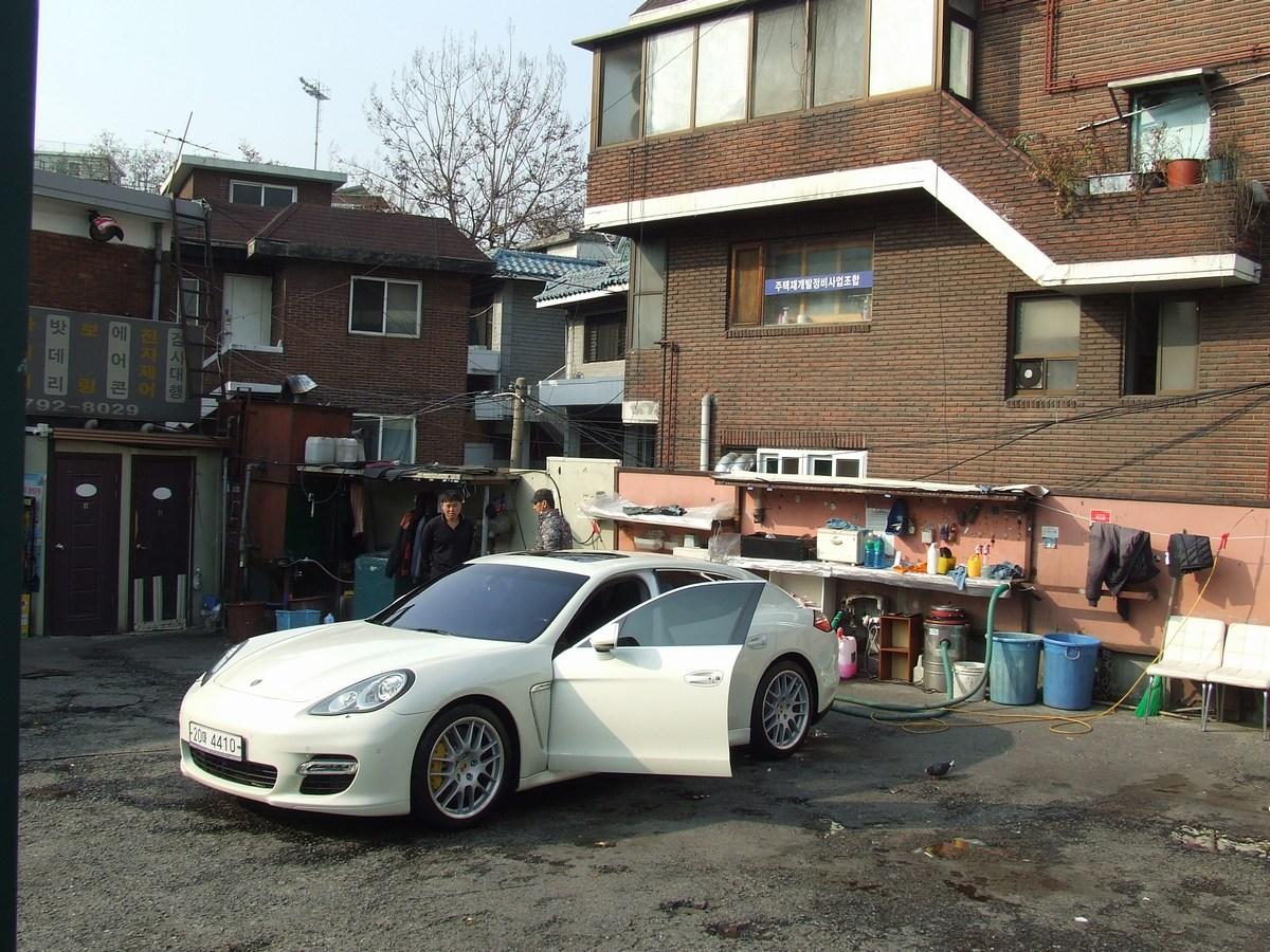 Balkáni Porsche