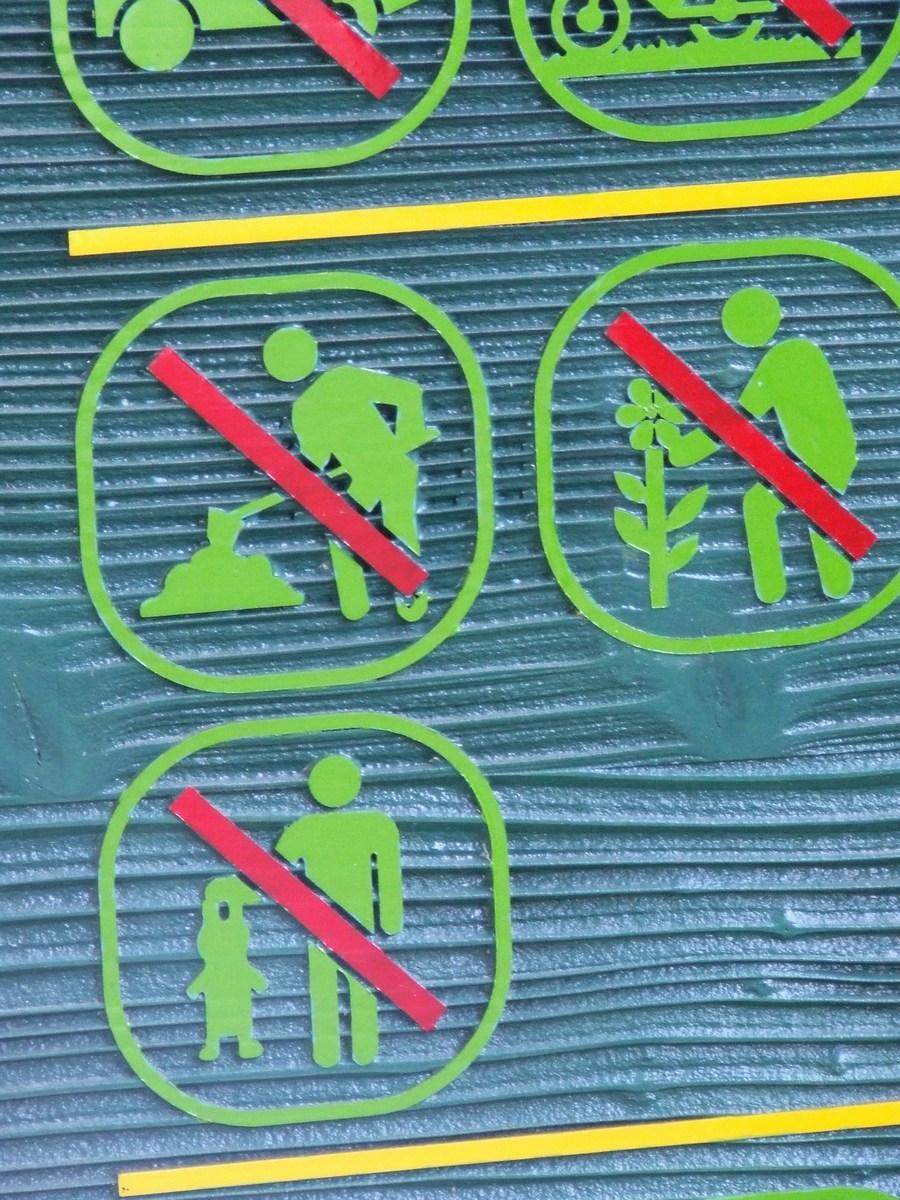 Nyulakat fülüknél fogni tilos!