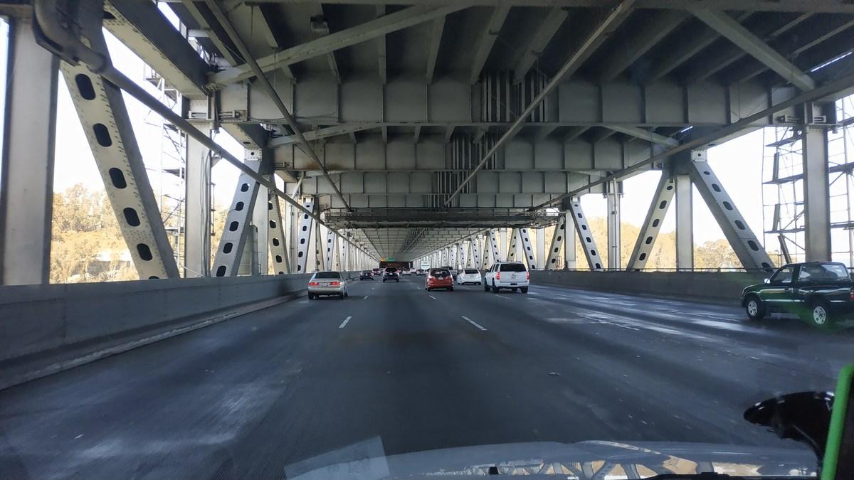 Oakland-híd alsó szint