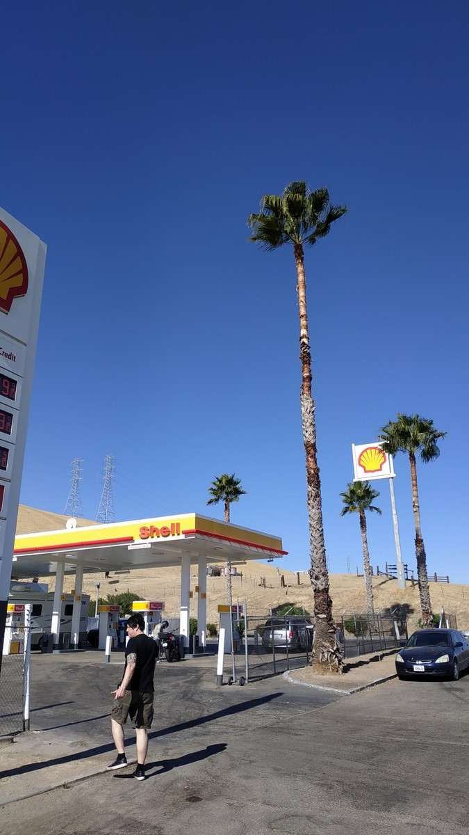 Shell sivatag