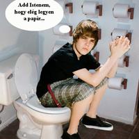 Justin imája