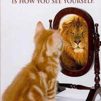Tessék példát venni! Lényeg a magabiztosság :)