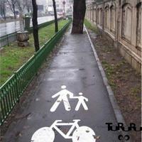 Bicikli út FAIL