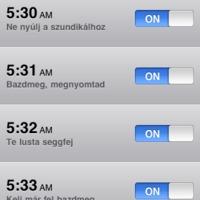 Az ébresztőm