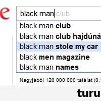 Rasszista Google :D