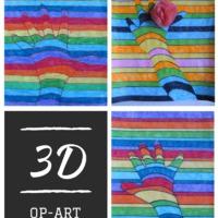 Hogyan készítsünk játékos 3D kézlenyomatot?