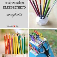 10 egyedi ceruzatartó, ami garantáltan feldobja az íróasztalt