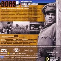 Bors, a magyar-gyűlölő internacionalista és anti-irrendta VIII. rész Borban a szabadság