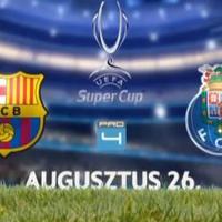 Szuper Kupa döntő élőben a PRO4-en!