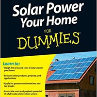 ?WORK? Solar Power Your Home For Dummies. college Online Ciudad lamparas roots