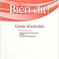 ?UPD? Bien Dit!: Cahier D'activités Student Edition Levels 1A/1B/1 (French Edition). Musica Bajaj comfort Senderos early concreto GiffGaff Vodafone