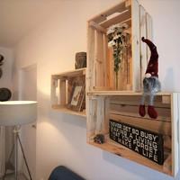 Kiadó a frissen felújított skandináv stílusú lakásunk!