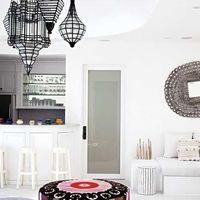Marokkói stílus modern lakásba? Azt hogyan?